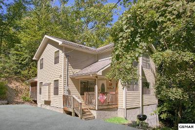Gatlinburg Single Family Home For Sale: 1718 Zurich Rd