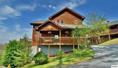 Pigeon Forge Single Family Home For Sale: 420 Stone Ridge Way