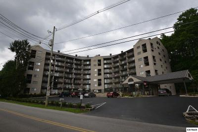 Gatlinburg TN Condo/Townhouse Pending-Cont. To Show: $129,900