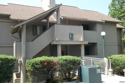 Gatlinburg Condo/Townhouse For Sale: 3710 Weber Rd E-202