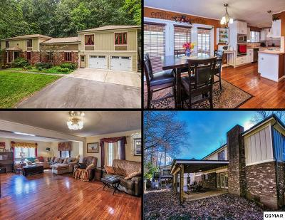Knoxville Single Family Home For Sale: 8125 Ainsworth Drive