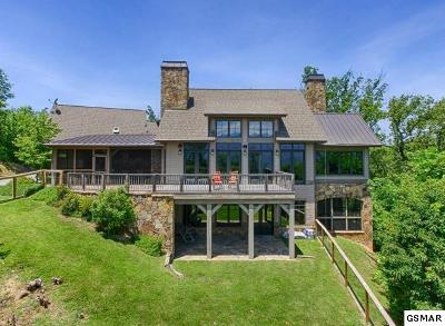 Gatlinburg TN Single Family Home For Sale: $1,499,000