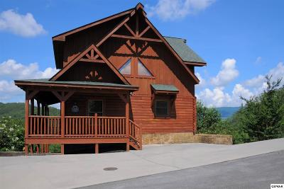 Sevierville TN Single Family Home Pending-Cont. To Show: $399,900