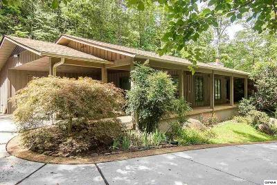 Gatlinburg Single Family Home For Sale: 333 Gatlin Dr