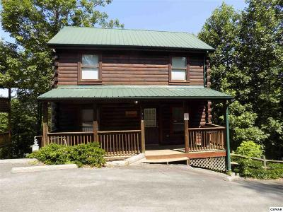 Pigeon Forge Single Family Home For Sale: 761 Chickasaw Gap Way