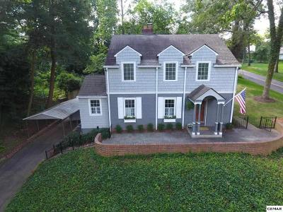 Knoxville Single Family Home For Sale: 3748 Dellwood Drive