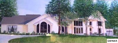 Pigeon Forge Single Family Home For Sale: 1739 Bohanan Dr