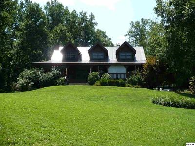 Sevierville Single Family Home For Sale: 3343 McClure Lane