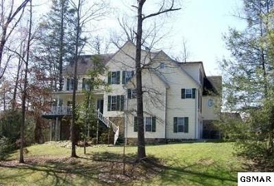 Pigeon Forge Single Family Home For Sale: 2240 Battle Ground