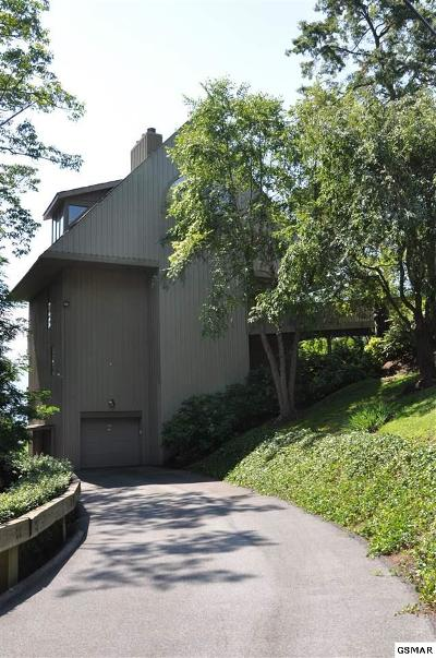 Gatlinburg Single Family Home For Sale: 1239 Ski View Drive