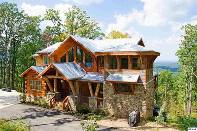 Sevierville Single Family Home For Sale: 809 Pinecrest Way
