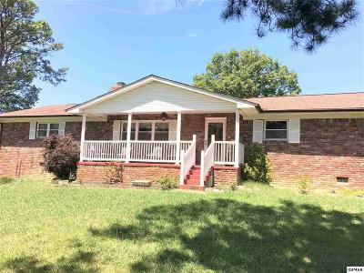 Strawberry Plains Single Family Home For Sale: 9945 Clift Road
