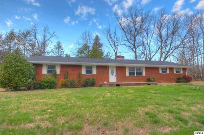Knoxville Single Family Home For Sale: 2601 Kimberlin Heights