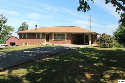 Jefferson City Single Family Home For Sale: 1581 Mount Pleasant Road