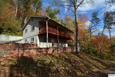 Gatlinburg Single Family Home For Sale: 526 Galloway Lane