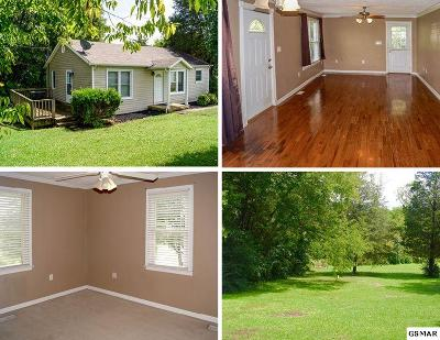 Knoxville Single Family Home For Sale: 7606 Old Maynardville Pike