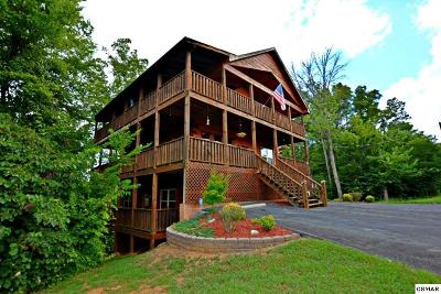 Sevierville TN Single Family Home For Sale: $419,500