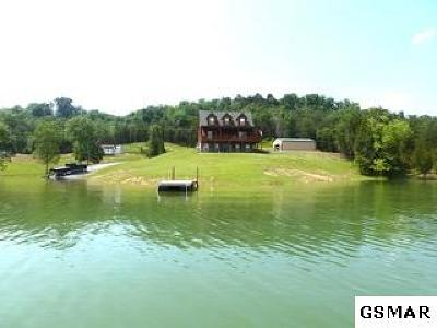 Servierville, Sevierville Single Family Home For Sale: 3769 Island View Rd