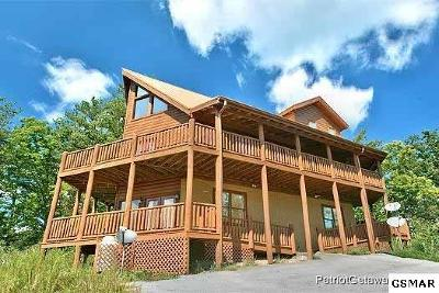 Sevierville Single Family Home For Sale: 3224 Emerald Springs Loop