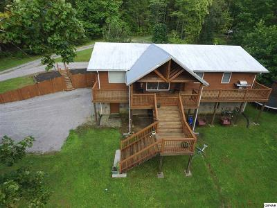 Gatlinburg Single Family Home For Sale: 130 Freds Way