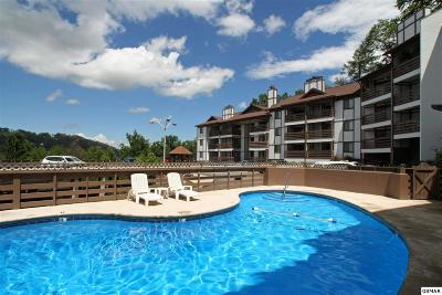 Gatlinburg Condo/Townhouse For Sale: 616 Turkey Nest