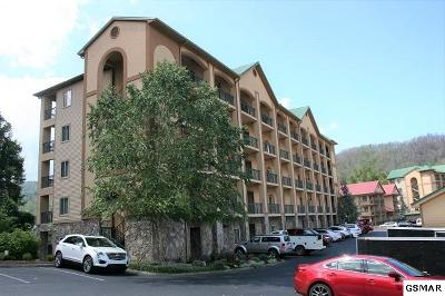 Gatlinburg Condo/Townhouse For Sale: 120 Bon Air Dr.