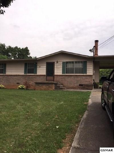 Seymour Single Family Home For Sale: 6027 Nails Creek