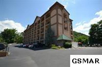 Gatlinburg Condo/Townhouse For Sale: 110 Bon Air Dr Unit#5011