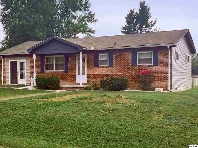 White Pine Single Family Home For Sale: 1723 Guy Street
