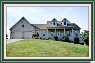 Dandridge Single Family Home For Sale: 849 Pinnacle Dr.