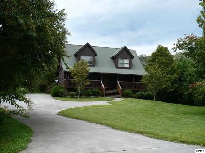 Sevierville Single Family Home For Sale: 3525 Autumn Woods Lane