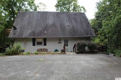 Pigeon Forge Single Family Home For Sale: 3508 Progress Hill Blvd
