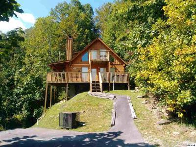 Gatlinburg Single Family Home For Sale: 1264 Bavarian Way