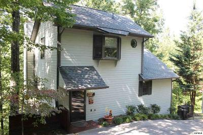 Gatlinburg Single Family Home For Sale: 1523 Gillespie Way