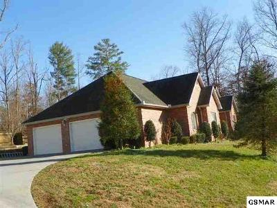 Pigeon Forge Single Family Home For Sale: 2247 Battle Hill