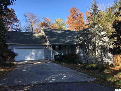 Kodak Single Family Home For Sale: 603 Autumn Harvest Ln
