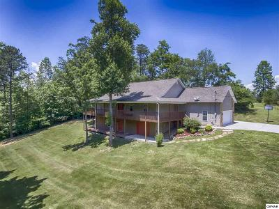 Sevier County Single Family Home For Sale: 275 Burning Oaks Dr