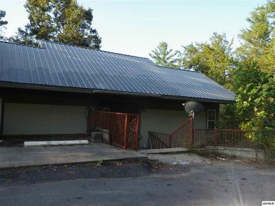Gatlinburg Condo/Townhouse For Sale: 549 Johnson Ln