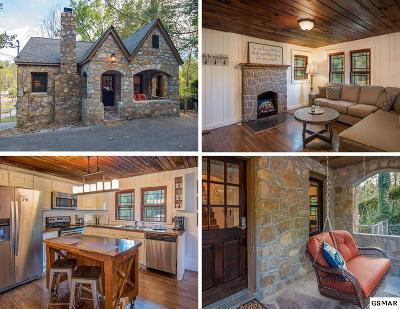Gatlinburg Single Family Home For Sale: 519 Cherry Street