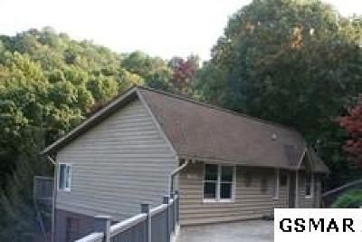 Gatlinburg TN Single Family Home For Sale: $179,900