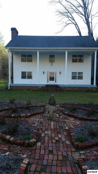 Gatlinburg TN Single Family Home For Sale: $875,000