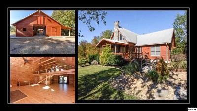 Seymour Single Family Home For Sale: 809 Burnett Station
