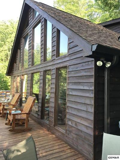 Sevierville Single Family Home For Sale: 2201 Hideaway Way