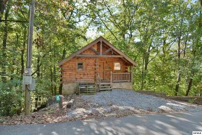 Sevierville TN Single Family Home Pending-Cont. To Show: $165,000