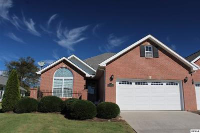 Sevierville Condo/Townhouse For Sale: 1928 Scarlett Meadows Dr