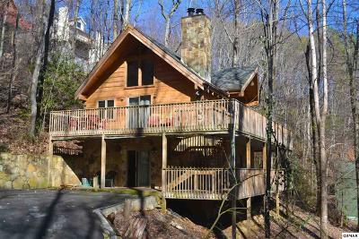 Gatlinburg Single Family Home For Sale: 903 Stans Rd