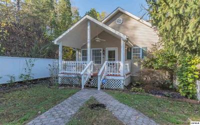 Dandridge Single Family Home For Sale: 2021 Paradise Hills Road