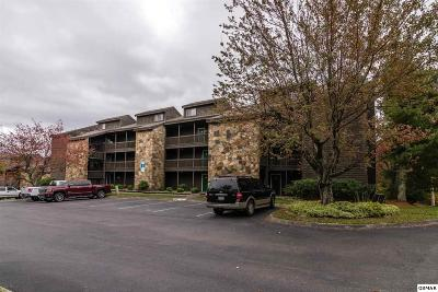 Gatlinburg TN Condo/Townhouse Pending-Cont. To Show: $87,500