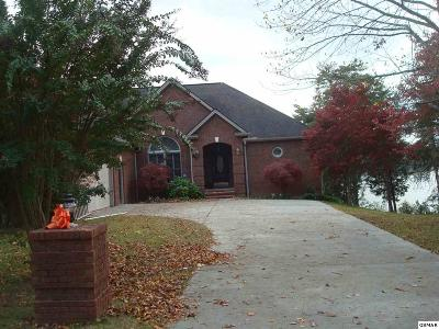 Dandridge Single Family Home For Sale: 210 Lake Edge Lane