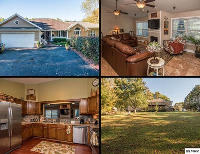 Sevierville Single Family Home For Sale: 2139 Arch Rock Drive